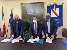 Contrasto alle frodi: Firmato protocollo d'intesa tra Regione Campania e ICQRF